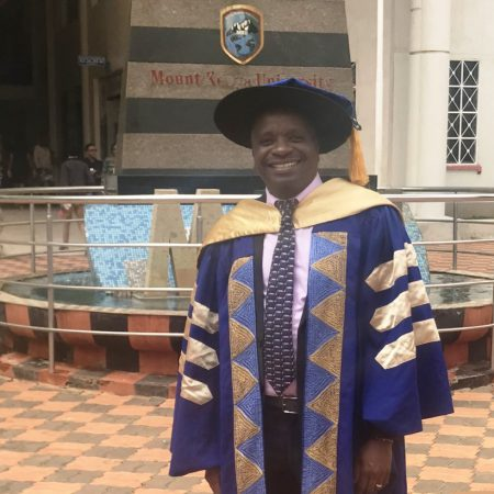 Dr. Samuel M. Karenga