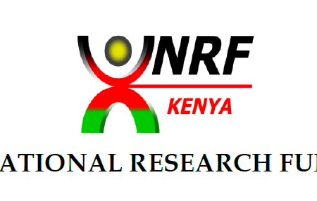 NATIONAL RESEARCH FUND (NRF) GRANTS: PhD STUDENTS CATEGORY